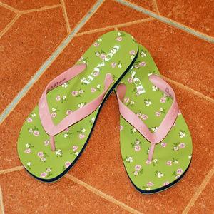 Coach Sandals/Flip Flops/Thong